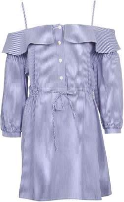 Jovonna London Cold Shoulder Dress