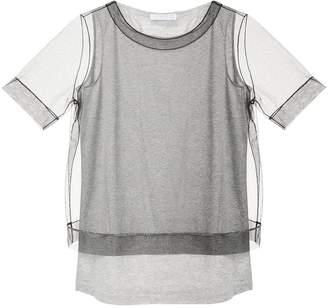 Fabiana Filippi layered look T-shirt