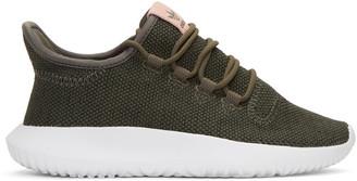 adidas Originals Green Tubular Shadow Sneakers $110 thestylecure.com