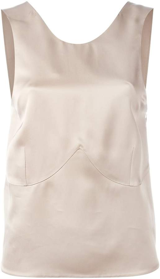 Calvin Klein tailored tank top