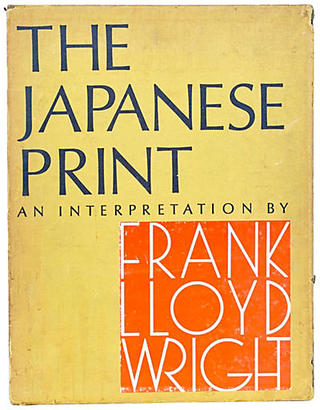 The Japanese Print by Frank L. Wright