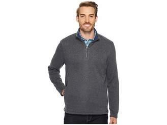Vineyard Vines Elevated Sweater Fleece 1/4 Zip Pullover Men's Sweater