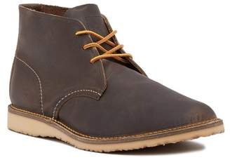 Red Wing Shoes Weekend Leather Chukka Boot - Factory Second - Wide Width Available
