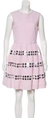 Jourden Sleeveless Knee-Length Dress