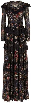 Needle & Thread Cosmic Forest Floral Gown