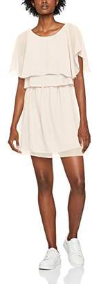 Vila Women's Vimagile S/S STU Dress,8 (Manufacturer Size:X-Small)