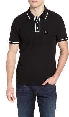 Original Penguin 'Earl' Pique Polo