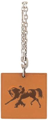 Hermes Pre-Owned Zingaro Bag Charm