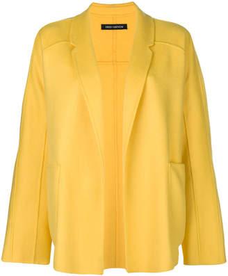 Iris von Arnim classic open front coat