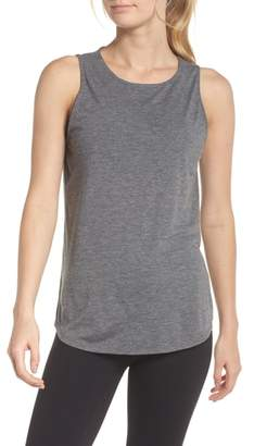 Zella Twist Back Tank Top
