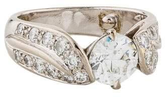 1.15ct Diamond Engagement Ring