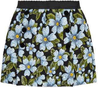 Dolce & Gabbana Heart Skirt