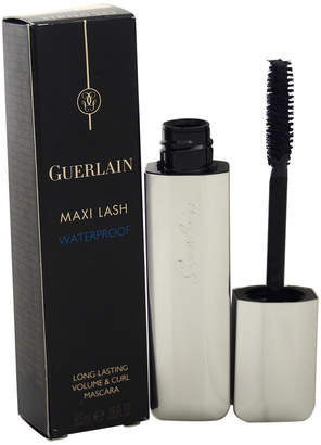 Guerlain .28Oz #01 Noir Maxi Lash Long Lasting Volume & Curl Waterproof Mascara