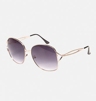Avenue Fallen Gold Stem Sunglasses