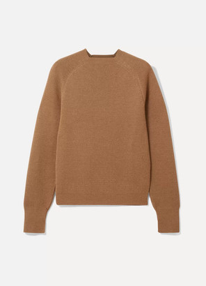 Carcel - Milano Baby Alpaca Sweater - Camel