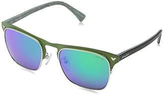 Police S8949 Momentum 1 rectangular Sunglasses