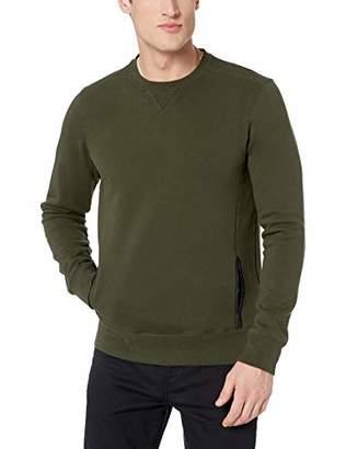 Scotch & Soda Men's Technical Sweatshirt
