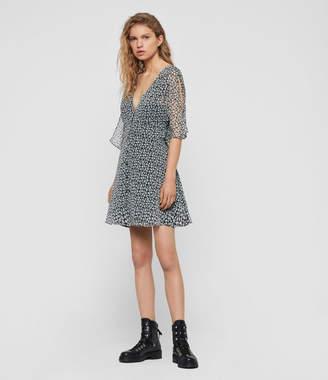 AllSaints Ivey Scatter Dress