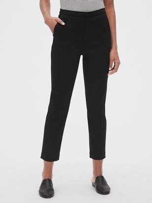 Gap High Rise Slim Crop Pants