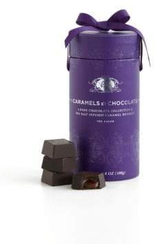 Vosges Petite Tube Caramel and Chocolate