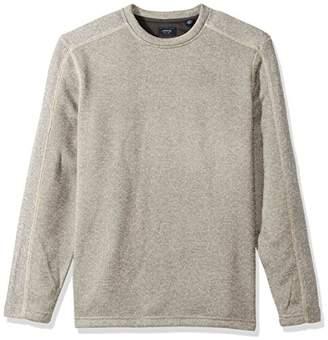 Arrow Men's Aberdeen Long Sleeve Sweater Fleece Crewneck Pullover