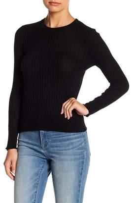 Elodie Ribbed Crew Neck Sweater