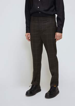 Oamc Kelly Checked Pant