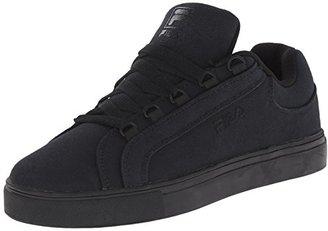 Fila Women's Oxidize Low Casual Leather Shoe $60 thestylecure.com