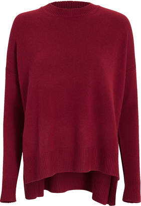 Derek Lam 10 Crosby Boxy Cashmere-Blend Sweater