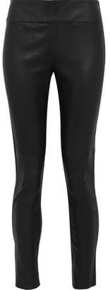 IRO Leather Skinny Pants