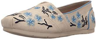 Skechers BOBS from Women's Luxe Cherry Blossom Flat