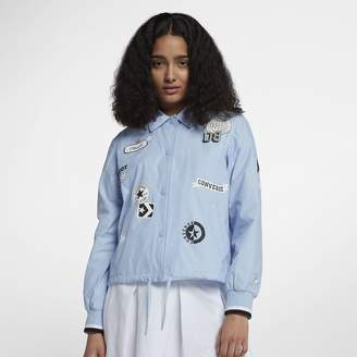 Converse All Over Patches Coaches Women's Jacket