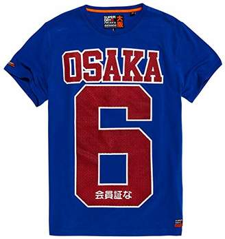 Superdry Men's Osaka Podium T-Shirt
