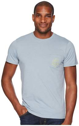 Mountain Hardwear 3 Peakstm Short Sleeve Pocket Tee Men's T Shirt
