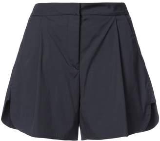 Oscar de la Renta wide leg shorts