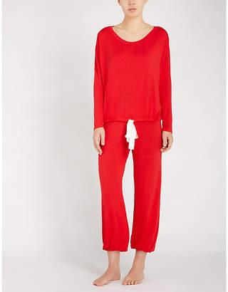 Eberjey Noor jersey pyjama set