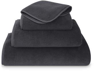 Calvin Klein Leland Towel - Charcoal - Bath Sheet