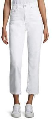 AG Jeans The Rhett High Waisted Jeans
