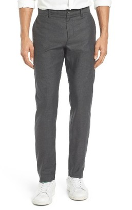 Men's Original Penguin Venture Slim Fit Herringbone Pants $98 thestylecure.com
