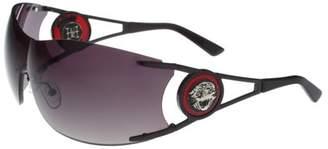Ed Hardy EHT-912 Sunglasses - Black