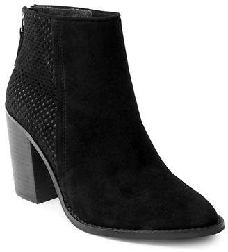 Steve Madden Replay Suede Booties