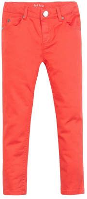 Paul Smith Bright Orange Pants