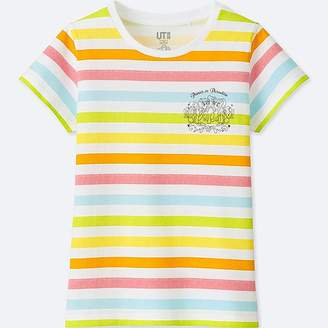 Uniqlo Girl's My Little Pony Graphic T-Shirt