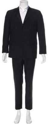 Prada Wool & Mohair Tuxedo