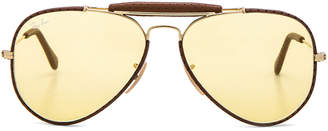 Ray-Ban Aviator Craft Sunglasses