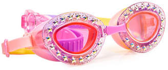 Bling2o Kids' Glittered Star Swim Goggles