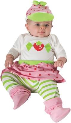 Rubie's Costume Co Rubie's Costume Baby Girl's Strawberry Shortcake Baby Costume