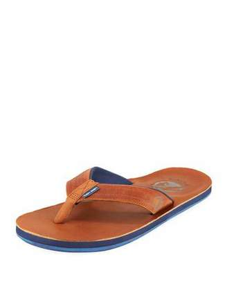 Hari Mari x Nokona Men's Leather Thong Sandals, Generation