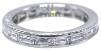 Van Cleef & Arpels 950 Platinum & 1.81tcw Diamond Wedding Band Ring Size 5.25
