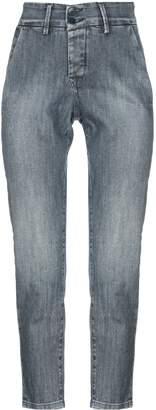 S.O.S By Orza Studio Denim pants - Item 42721497OA